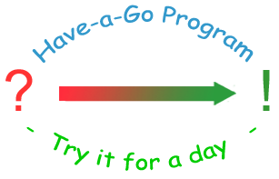 Have-a-Go Program Logo