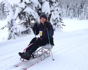 Nordic Sit-Ski