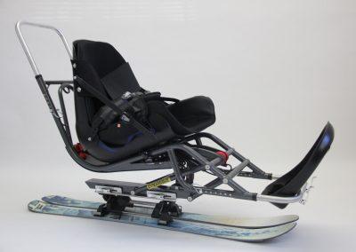 Dynamique Sit-Ski