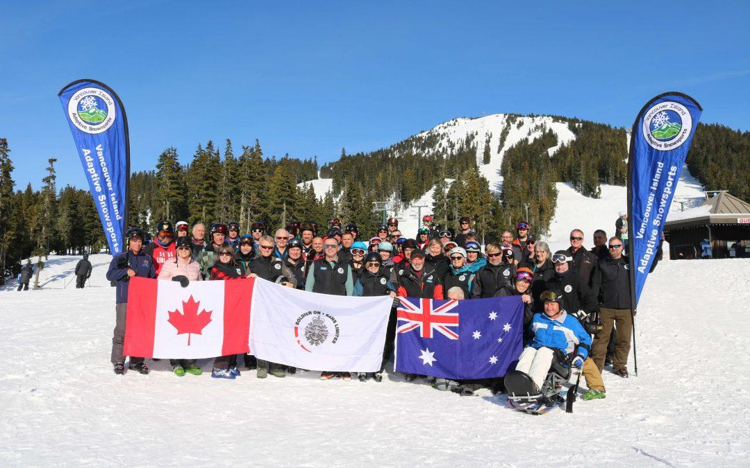 Veterans' Ski Week – Sunday, January 27th to Thursday, January 31st, 2019